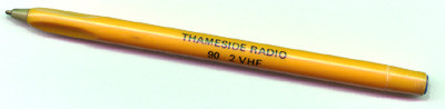 Thameside Radio pen